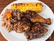 Рецепта Кето печени пилешки бутчета с ароматни подправки на фурна